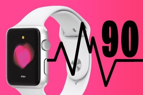손목에 차는 웨어러블 스마트 워치들 중 심박수 측정이 가장 정확한 브랜드는 바로 이것!::애플워치,스마트 워치,심박수 측정,심박수,정확도,기어,넘버스,숫자,엘르,elle.co.kr::