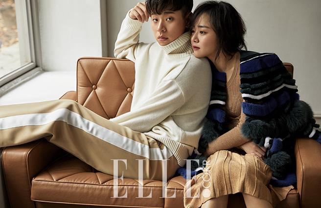 문근영,박정민,문근영박정민화보,로미오와줄리엣,엘르12월호