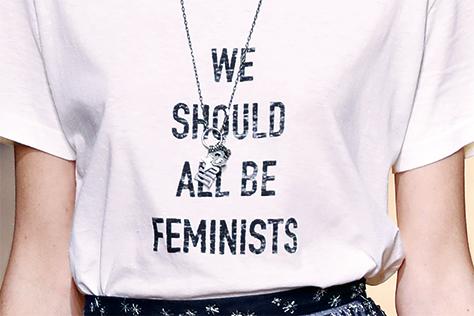 패션계에 진짜 그녀들의 마음을 아는 여자들의 목소리가 커지고 있다::페미니즘,여성,우먼스 마치,캠페인,셀러브리티,엘르,elle.co.kr::