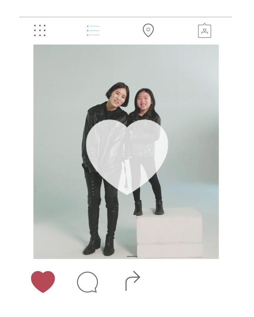 스타일리스트 김윤미와 딸 시우의 데일리 룩!