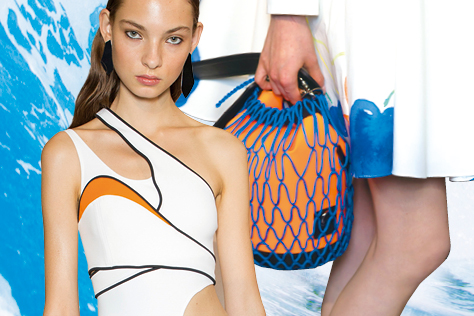 거친 파도와 함께 떠오른 서프 패션에 관해::서프패션,서프,서핑,해변,비치룩,패션,엘르,elle.co.kr::