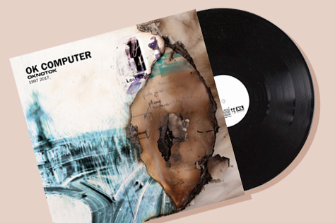 라디오 헤드의 앨범 중에서도 걸작으로 꼽히는 3집 <ok computer>가 재발매 된다는 소식::라디오헤드,재발매,Ok Computer OknOtOk 1997 2017,음반,Ok Computer,3집,엘르,elle.co.kr::