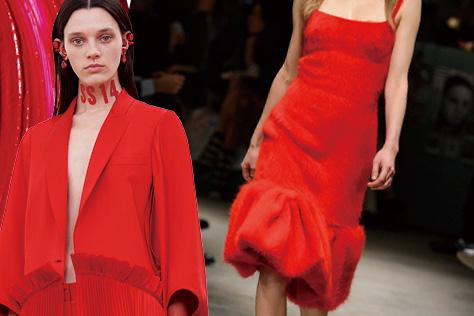 보다 파워풀하게 업그레이드된 매혹의 색(色)::레드,빨강,붉은색,컬러,새빨간,패션,아이템,엘르,elle.co.kr::