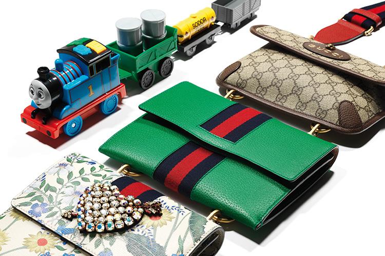 알렉산드로 미켈레의 판타지로 향하는 기차 여행::패션, 트렌드, 구찌, Gucci, 알렉산드로 미켈레, 디자이너, 기차, 메신저 백, 엘르, ELLE.CO.KR::