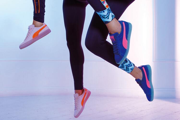 출시 전부터 화제를 모은 패션 하우스의 탐나는 컬래버레이션 스니커즈들::스니커즈,컬래버레이션,콜라보,운동화,패션,엘르,elle.co.kr::