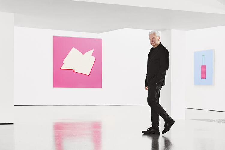 마이클 크레이그-마틴은 종이컵부터 아이폰까지 가장 익숙한 사물을 그림으로써 일상 넘어의 것을 보게 한다::아티스트,화가,그림,전시,인터뷰,엘르,elle.co.kr::