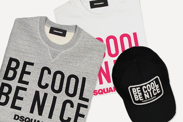 디스퀘어드가 악플 퇴치 캠페인을 지지하고자 나섰다::패션, 청소년, 악플, 온라인 폭력, 캠페인, 디스퀘어드, 엘르, elle.co.kr::