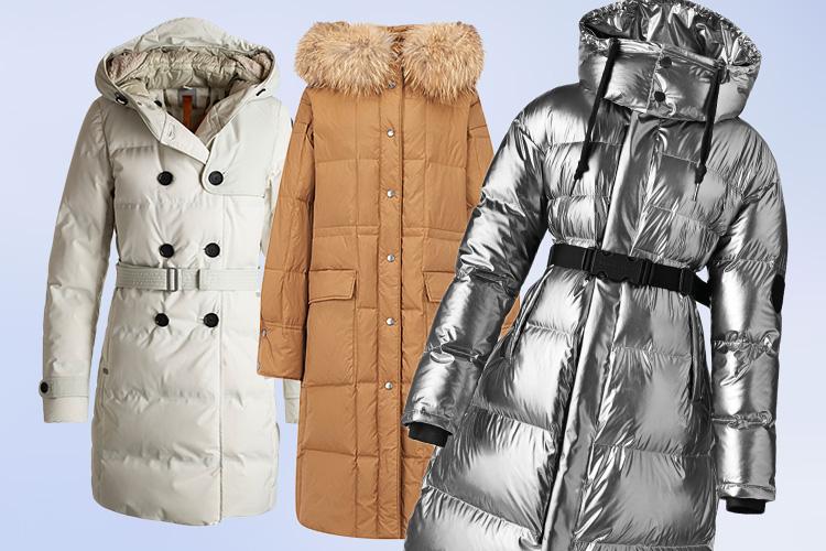 한겨울에도 후끈한 '롱 패딩' 슬림 버전!::롱패딩, 패딩, 겨울, 스타일, 패션, 트렌드, 엘르, elle.co.kr::