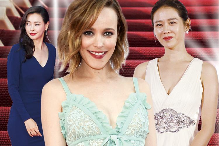 과연 스타들은 어떤 드레스를 골라 입을까. 레드 카펫을 아릅답게 수놓은 드레스::드레스,레드카펫,스타,패션,엘르,elle.co.kr::