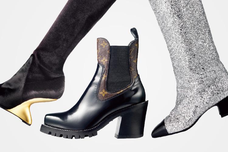 든든한 겨울을 위한 맞춤형 윈터 부츠 쇼핑 가이드::겨울, 패션, 트렌드, 부츠, 쇼핑, 아이템, 롱부츠, 레더부츠, 엘르, elle.co.kr::
