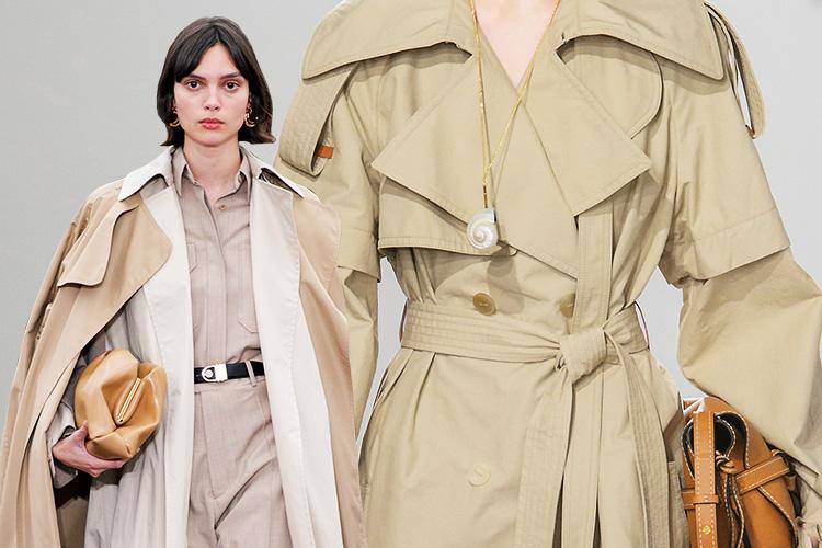 가을의 필수품, 트렌치코트가 이번 봄 시즌의 대세로 떠올랐다::트렌치코트,봄옷,봄시즌,패션,트렌드,엘르,elle.co.kr::