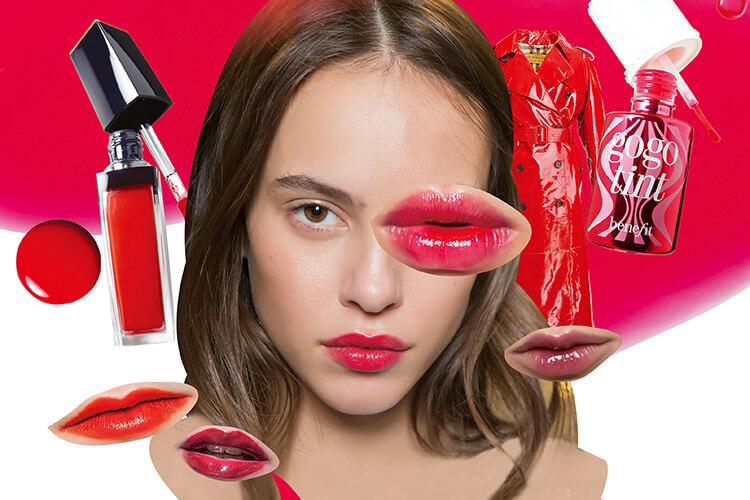 한 입 베어 물고 싶은 달콤한 광택. 올봄에는 거부하기 힘든 탱글탱글하고 촉촉한 베리 립으로::립,립메이크업,베리립,뷰티,립글로스,립볼류마이저,엘르,elle.co.kr::
