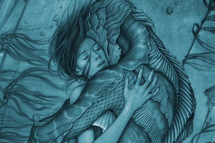영화 <셰이프 오브 워터: 사랑의 모양>은 단순한 러브 스토리가 아니다::셰이프 오브 워터: 사랑의 모양,영화,러브스토리,엘르,elle.co.kr::