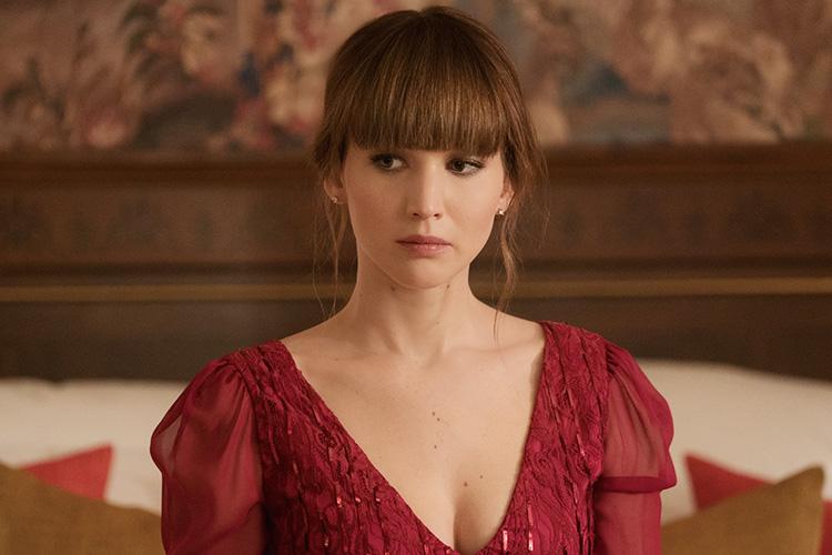 제니퍼 로렌스 변신은 <레드 스패로>에서도 완벽했다::제니퍼 로렌스,레드 스패로,영화,영화배우,엘르,elle.co.kr::