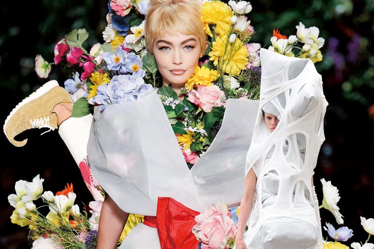 뉴 시즌, 그 어디서도 보지 못한 기발한 패션 발명 품평회::기발한패션,신기한패션,특이한패션,패션,컬렉션,엘르,elle.co.kr::