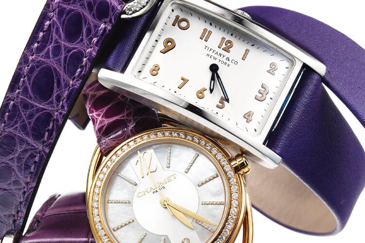 퍼플이 어렵게 느껴진다면? 시계로 시작하라::보라,보라색,퍼플,바이올렛,워치,시계,예물,액세서리,엘르,elle.co.kr::
