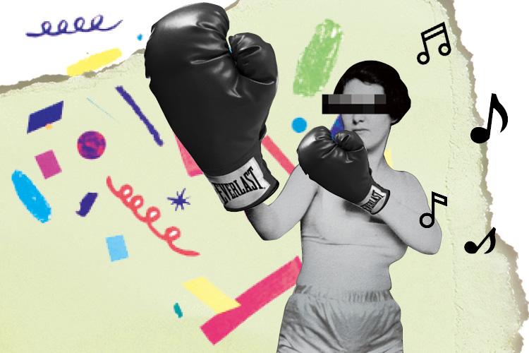 한 여자의 삶이 뮤직 복싱의 에너지와 맞닿았을 때 일어난 시너지 효과::뮤직복싱,복싱,체험기,헬스,다이어트,건강,에세이,엘르,elle.co.kr::