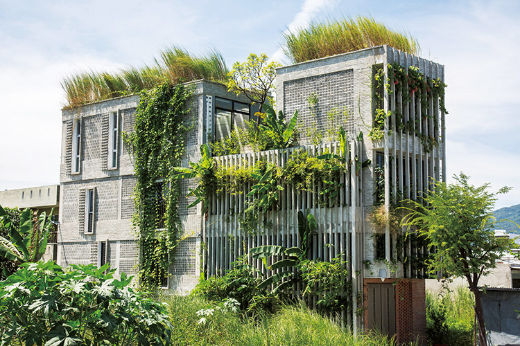 자연 한복판에 세워진 오피스 빌리지에서 건축의 미래를 엿봤다::건축,사무실,스페이스,인테리어,공간,오피스인테리어,사무실인테리어,엘르,elle.co.kr::