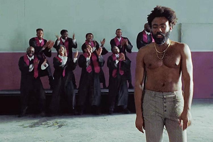 차일디시 감비노의 신곡의 뮤직비디오는 조회 수 1억을 훌쩍 넘겼다::뮤비,뮤직비디오,차일디시 감비노,유튜브,자넬 모네,This is America,PYNK,영상,엘르,elle.co.kr::