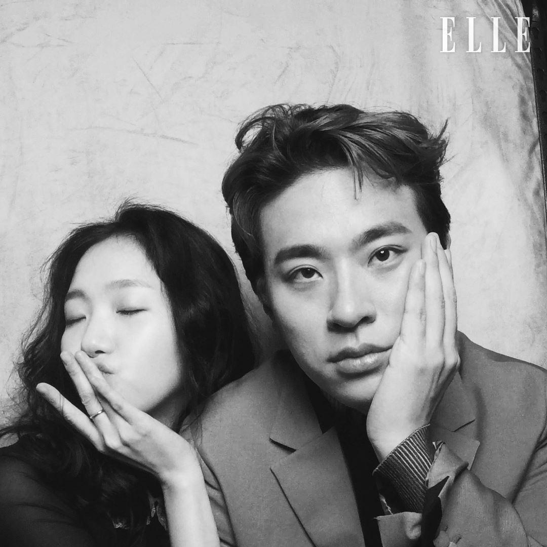 '이준익 감독과 영화 <변산>의 주인공. 박정민 김고은의 신나는 셀피타임!'