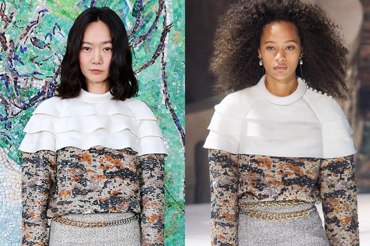 하이 패션계의 넥스트 패션 아이콘이 선택한 스타일은?::런웨이온앤오프, 배두나, 엑소, 카이, 크루즈, 컬렉션, 스타일, 패션, 스타일링,같은옷,엘르,elle.co.kr::