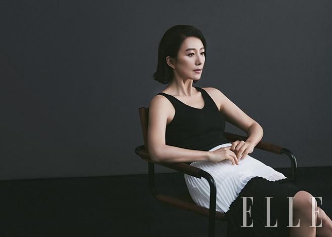 김희애,김희애화보,김희애엘르화보,엘르7월호