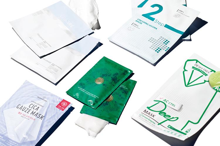 진정에 탁월한 마스크 시트 다섯을 소개한다 ::스킨케어, 마스크팩, 수분케어, 시트마스크, 티트리, 듀이트리, 라메르, 트리트먼트, 엘르, elle.co.kr::