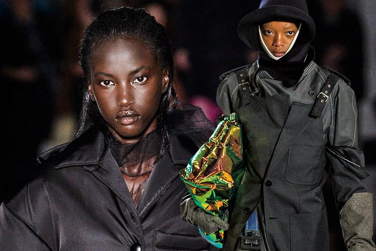 이번 시즌 런웨이에 '흑진주 돌풍'을 몰고 온 이들의 빛나는 행보::모델,흑인,흑인모델,흑진주,패션,런웨이,엘르,elle.co.kr::