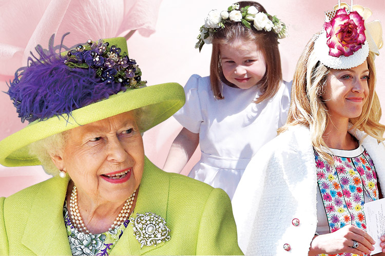해리 왕자와 메건 마클의 세기 결혼식, 로열 웨딩에 초대된 로열급 게스트들의 룩::게스트룩,해리왕자,메건마클,결혼식,로열웨딩,웨딩,브라이드,엘르 브라이드,엘르,elle.co.kr::