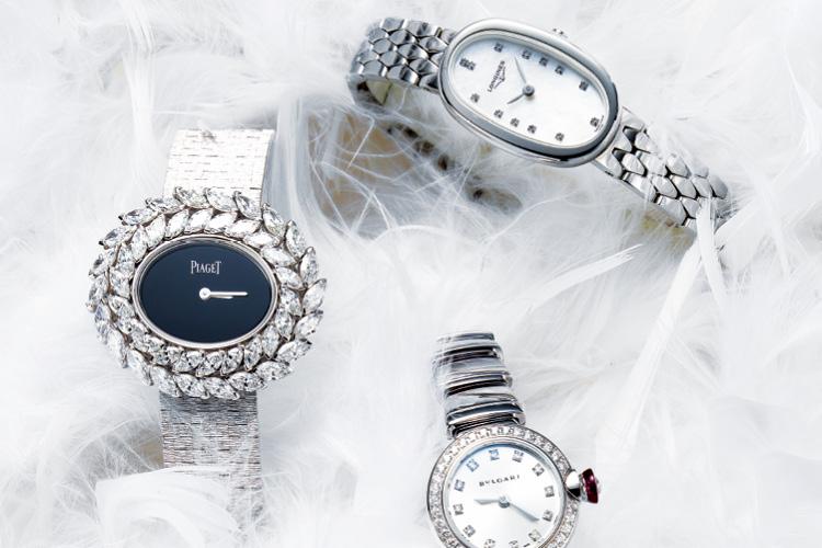 세상에서 가장 아름다운 시간을 앞둔 신부들의 굿 초이스 ::웨딩, 워치, 시계, 엘르, elle.co.kr::