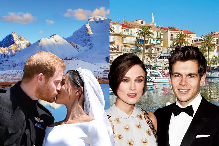 활기 넘치는 아일랜드부터 로맨틱 무드가 흐르는 도시까지. 허니문에서 영감받은 스타일::허니문,허니문스타일,섬,도시,신혼여행,신행,결혼,결혼식,신부,웨딩,브라이드,엘르 브라이드,엘르,elle.co.kr::