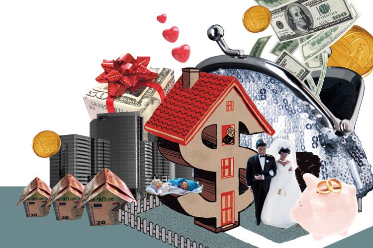이제 막 경제적 운명 공동체가 된 두 사람. 탄탄한 신혼 재테크의 기반을 다져줄 여섯 가지 조언을 모았다.
