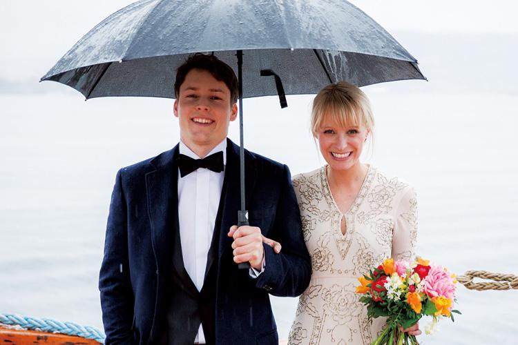 색다른 아이템과 이벤트로 감동과 웃음을 선사할 결혼식 아이디어 12