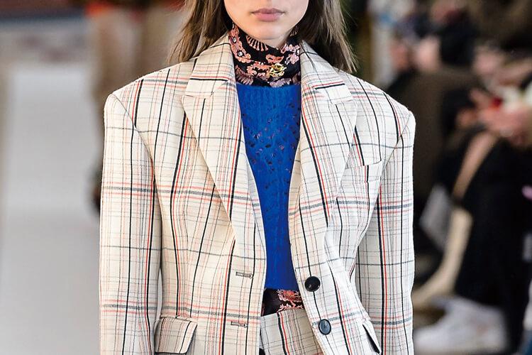 쇼핑 카트에 가득 담고 싶은 나만의 체크 재킷::체크,체크재킷,트렌드,패션아이템,엘르,elle.co.kr::