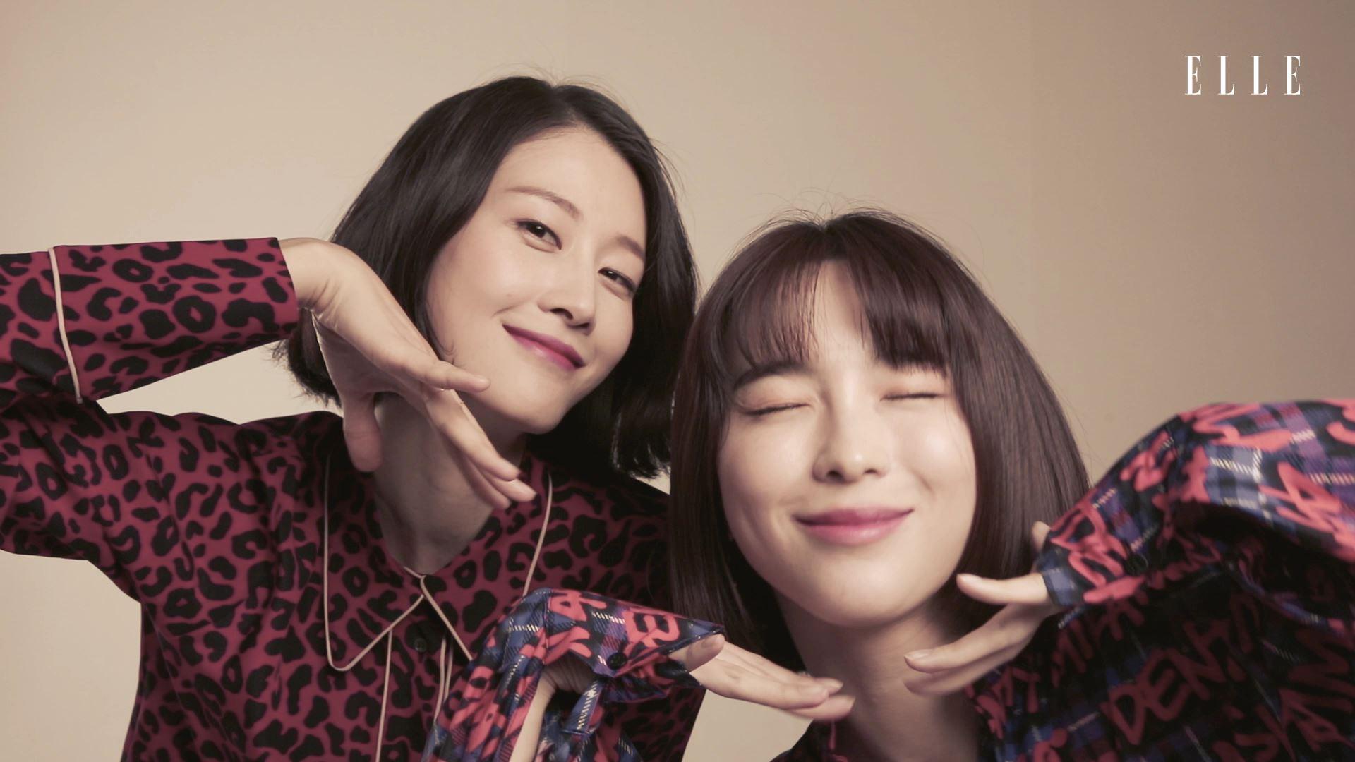 보기만해도 빵빵 터지는 동갑내기 절친, 이현이와 김수미의 끈끈한 우정.