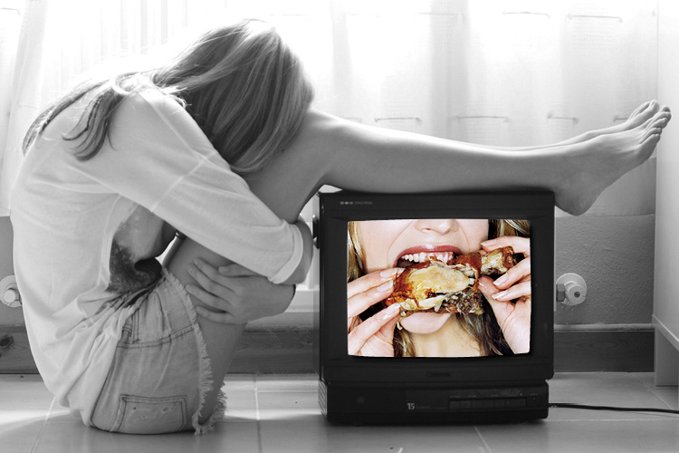 미디어를 삼킨 먹방이 정말 우리를 살찌울까? 아니, 난 먹방으로 살 빼!