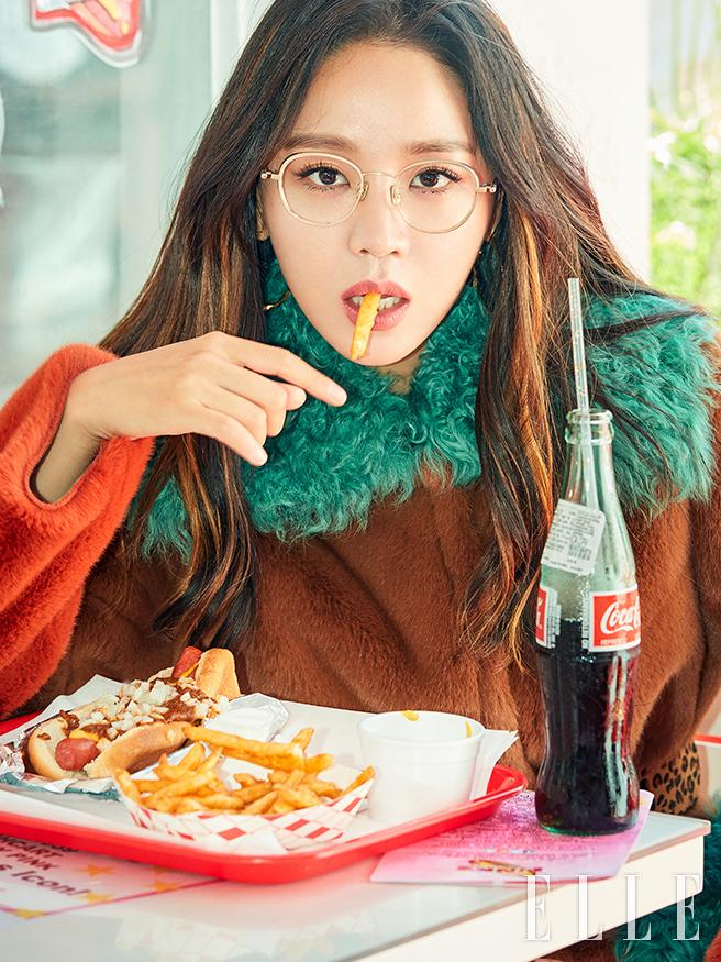 신혜선,신혜선화보,신혜선엘르화보,엘르화보,엘르11월호