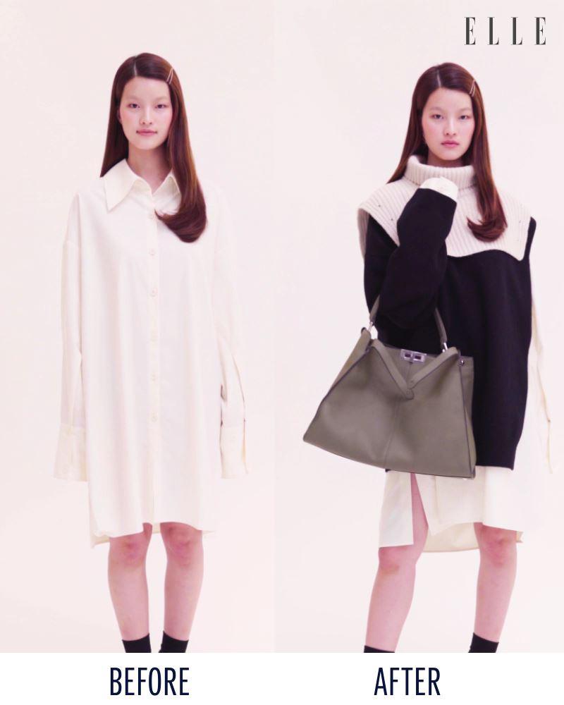 가을과 겨울 사이에서! 쌀쌀한 바람이 불어오면 생각나는 패션템 넥워머. 따뜻하게 감싸주는 넥워머와 함께, 스타일링의 한끗 차이를 즐기고 싶다면 '이렇게' 연출해보세요.
