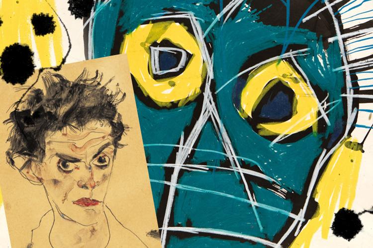 루이 비통 재단 미술관에서 20세기의 가장 주목받는 화가인 장 미셸 바스키아와 에곤 실레 작품을 전시하고 있다 ::루이비통, 루이비통 재단, 미술관, 바스키아, 에곤쉴레, 전시회, 뮤지엄, 럭셔리, 엘르, elle.co.kr::