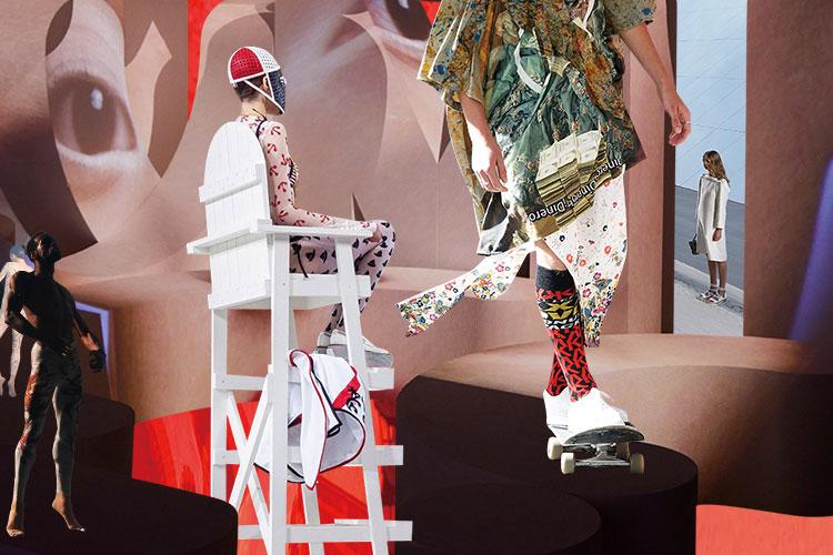 파리 패션위크의 가장 아름다운 순간과 역사적 무대는?