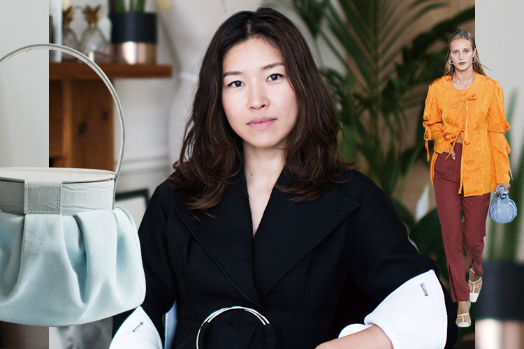 몇 시즌 사이에 런던과 서울뿐 아니라 전 세계적으로 부상한 한국 패션 디자이너 레지나 표를 만났다::레지나 표, REJINA PYO, 브랜드, 의상, 액세서리, 주얼리, 가방, 디자이너, 패션, 엘르, elle.co.kr::