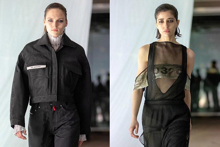 시작은 바야흐로 지난 1월, 피티 워모에서 열린 남성복 컬렉션에서부터.::032C, 컬렉션, 여성, 남성, 패션, 스타일, 쇼, 베를린, 매거진, 브랜드, 엘르, elle.co.kr::
