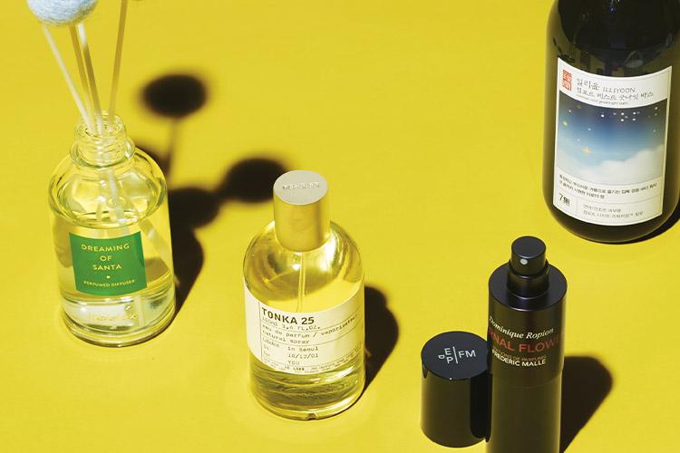 매서운 추위를 잊게 해 줄 따스한 향기와 매끈한 피부를 위한 바디 제품은 무었?::신상,바디,바디 제품,향기,피부,화장품,추천,뷰티,엘르,elle.co.kr::