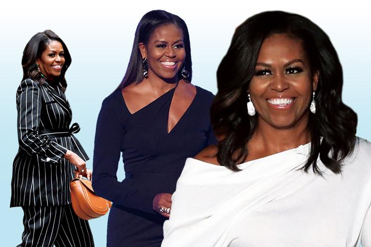 오피스 룩의 새로운 뮤즈가 나타났다. 여성들의 마음을 사로잡은 미셸 오바마의 스타일 레슨::미셸 오바마, 오바마, 영부인, 오피스룩, 뮤즈, 스타일, 패션, 엘르, elle.co.kr::