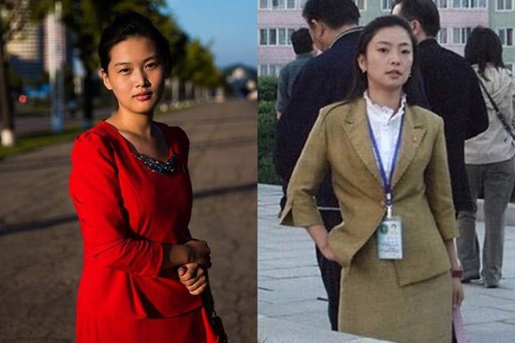 누가 북한 패션이 촌스럽다고 했는가?::북한, 스타일, 패션, 궁금해, 리설주, 김정은, 트렌드, 엘르, elle.co.kr::