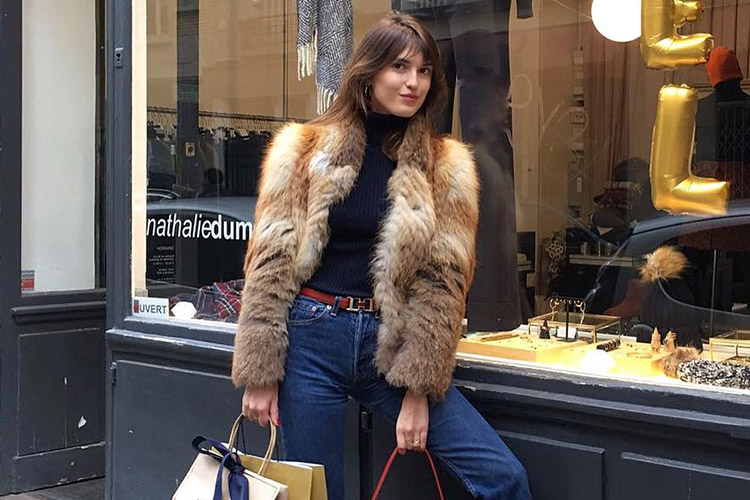 프렌치시크 아이콘 잔 다마에게 물었다. '겨울엔 어떻게 입어야 예뻐 보여요?'::스타,스타패션,스타일링,코디,겨울패션,겨울옷::