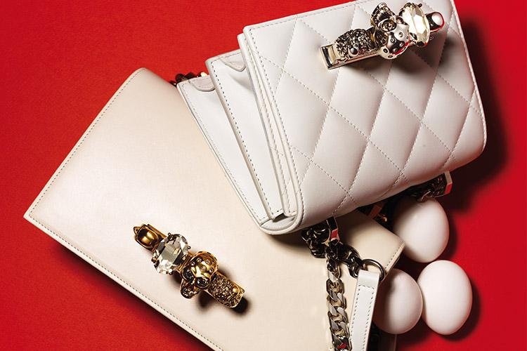 화이트 컬러 속에 깃든 동시대적 아름다움::백, 화이트 백, 가방, 컬러, 패션, 아이템, 엘르, elle.co.kr::