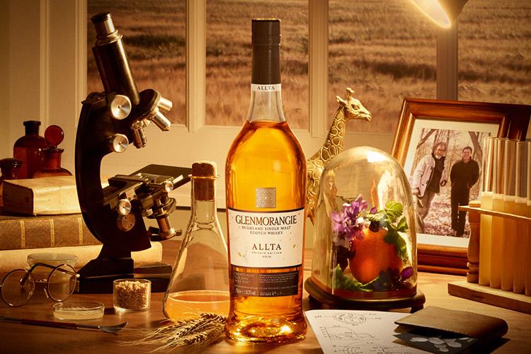 좀더 강해도 좋아. 글렌모렌지 프라이빗 에디션 10번째, 글렌모렌지 알타의 독창적인 '야생'의 맛 ::글렌모렌지, 알타, 프라이빗 에디션, 위스키, 싱글 몰트 위스키, drink, 술, whisky, Glenmorangie, 엘르, ellekorea, elle.co.kr::