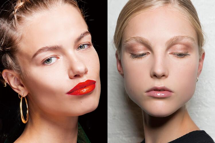 아기 입술처럼 만들어줄 립 케어 제품과 코럴 오렌지빛 샤인 립스틱을 위시 리스트에 담자::립,립케어,메이크업,뷰티,엘르,elle.co.kr::